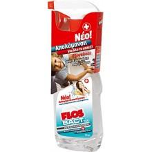 Υγρό απολυμαντικό και καθαριστικό  FLOS BACT antimicrobials 500ml 3004