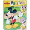 """Βιβλίο ζωγραφικής  MegaColor """"Mickey"""" 27 εκ. * 21 εκ.,  128 σελ. με αυτοκόλλητα"""