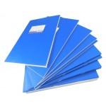 50 Τετράδια Ριγέ μπλε UNIPAP 17x25 50Φ 3-01-04