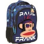 Τσάντα πλάτης GIOVAS PAUL FRANK ARCADE 48X33X28 346-63031