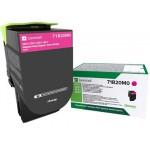 Toner Laser Lexmark 71B20M0 Standard Magenta 2.3k original
